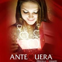 Piérdete entre nosotros, visita Antequera.