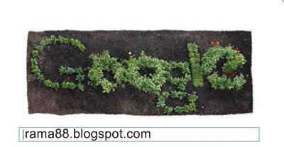 Google Doodle Hari Ini Earth Day
