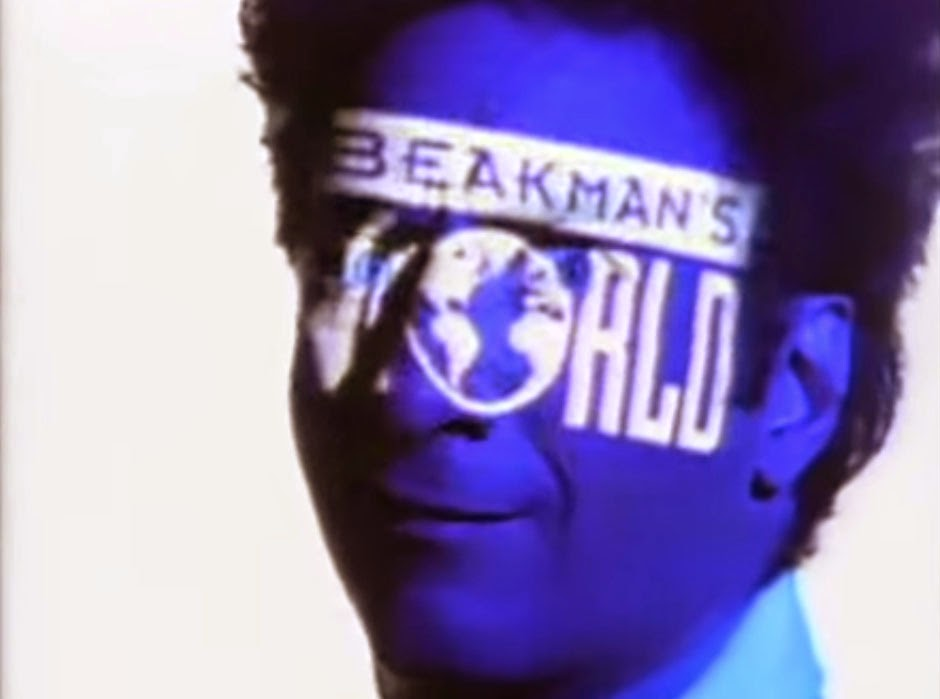 Beakman's World Educational Children Show Aired in RPN-9 in the Philippines druing the 90's Paul Zaloom as Beakman