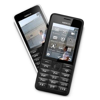 Nokia 301 Dual Sim Review