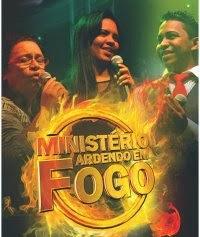 Ministério Ardendo em Fogo – O Rei Lembrou de Mim - CD completo online