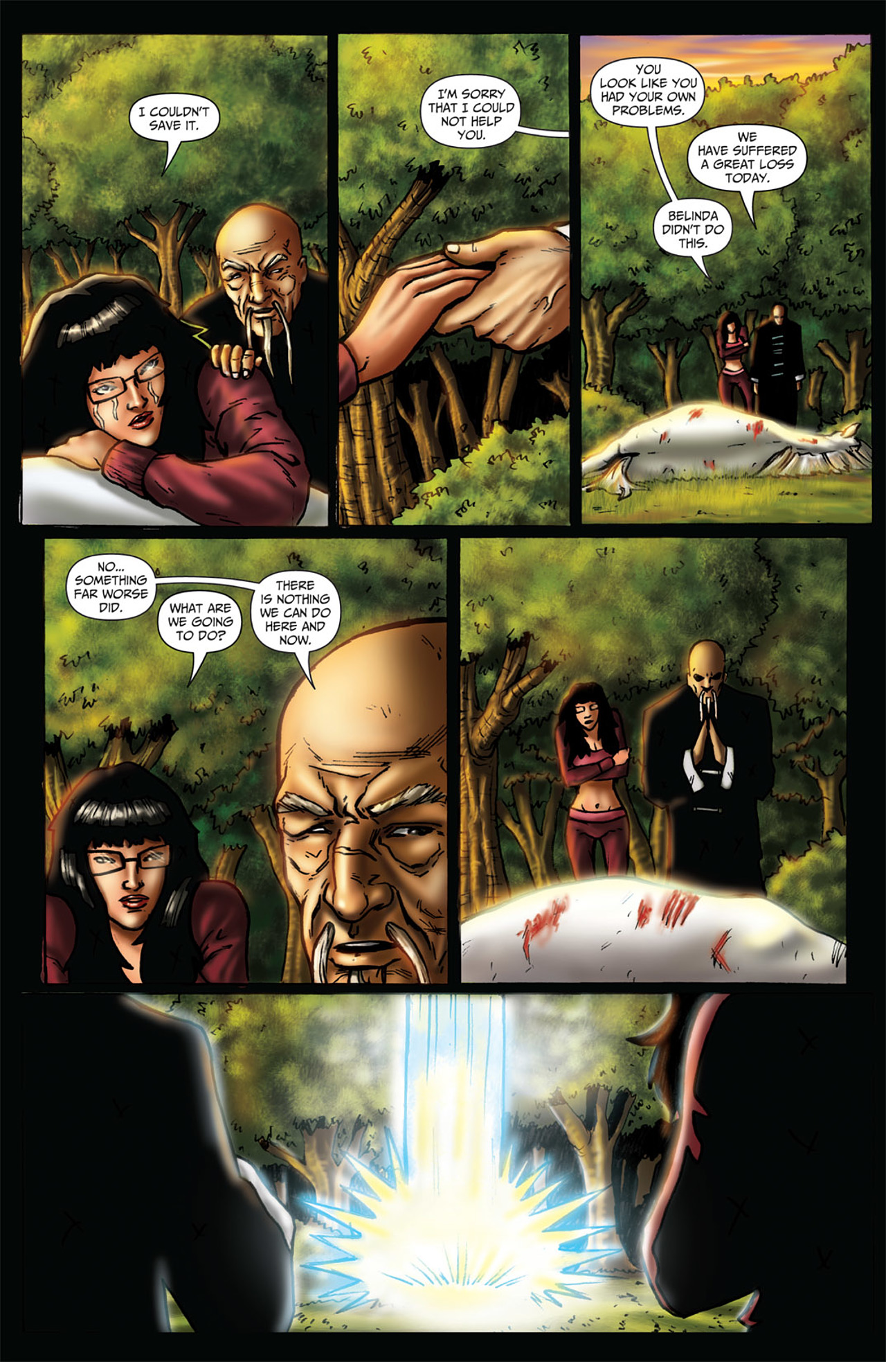 Grimm Fairy Tales (2005) Issue #43 #46 - English 25