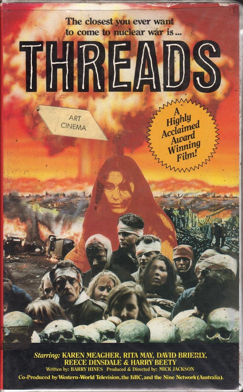 Threads movie nuclear