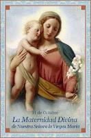 Dogma de la Maternidad Divina