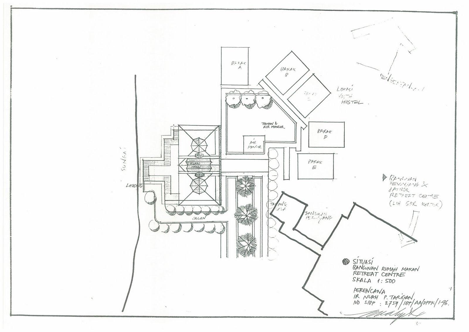 gambar perencanaan bangunan aarchstudio