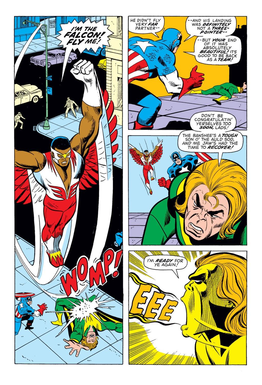 Captain America (1968) Issue #172 #86 - English 15