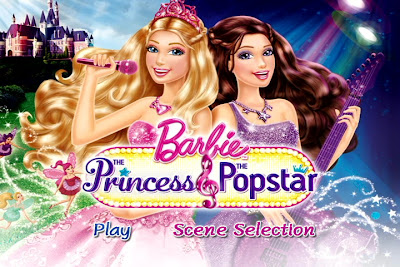 เจ้าหญิงบาร์บี้และสาวน้อยซูเปอร์สตาร์ Barbie The Princess And The Popstar