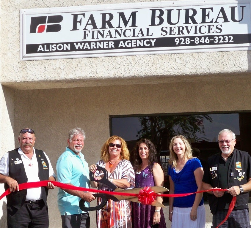 lake havasu area chamber of commerce newsfeed ribbon cutting farm bureau financial services. Black Bedroom Furniture Sets. Home Design Ideas