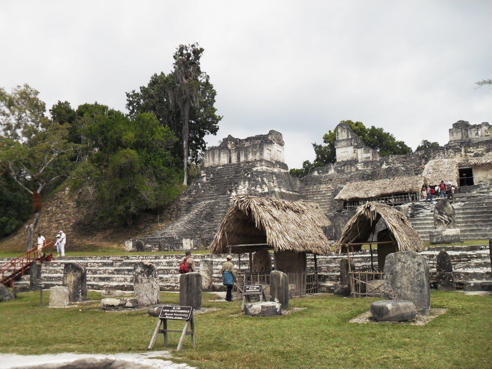 Mi querida Guatemala