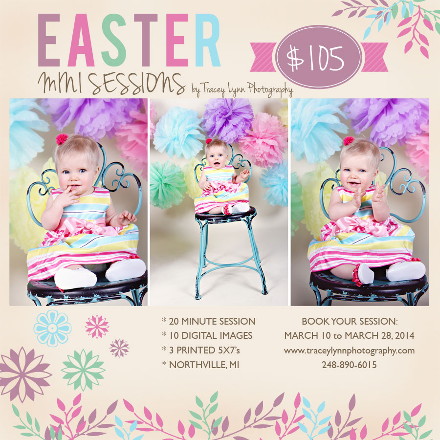 metro detroit easter mini sessions 2014