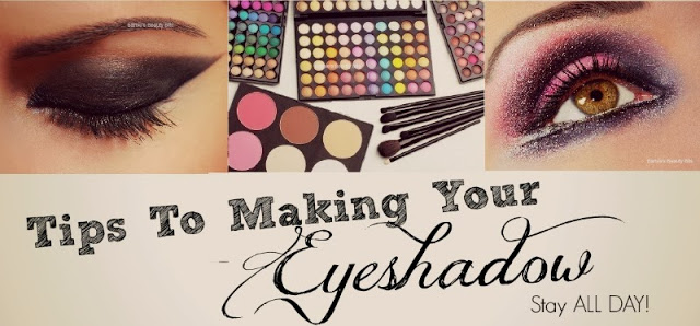 How To Make Your Eyeshadow Last Longer, By Barbies Beauty Bits