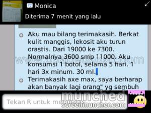 Monica - Testimoni Penderita Leukosit Tinggi