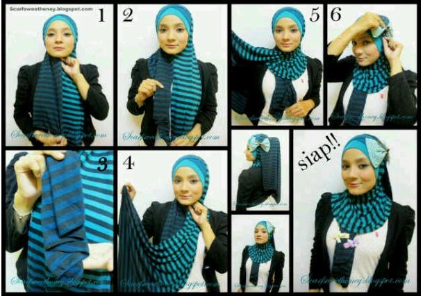 Как сделать платок мусульман - Санком НН