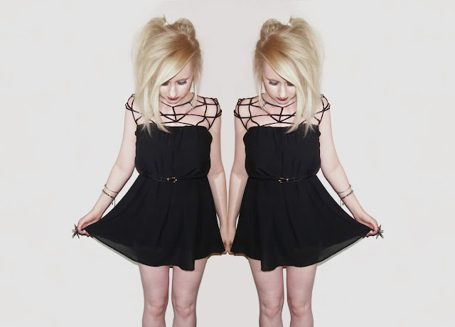 Sammi Jackson - Chicwish Caged Dress
