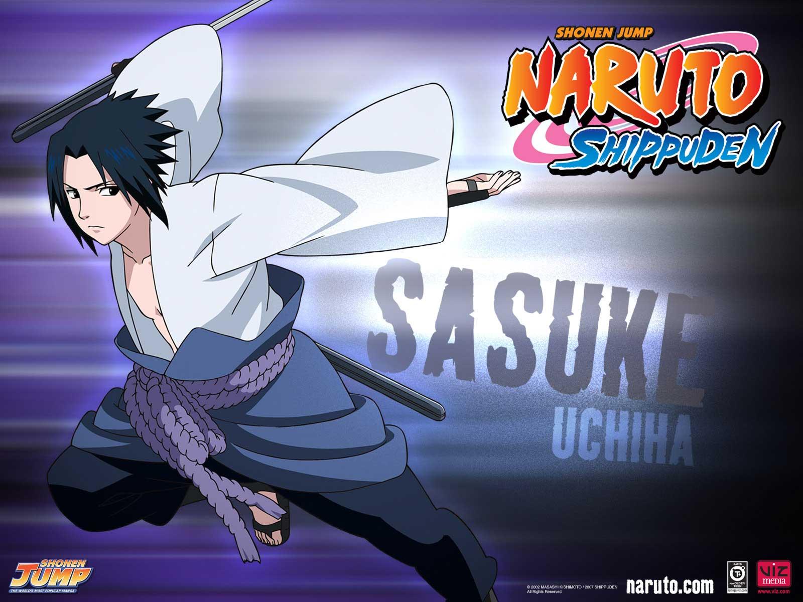 Naruto Shippuden - Uchiha Sasuke