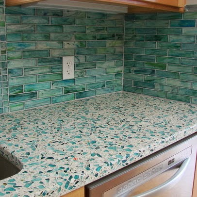 69 Best Recycled Glass Counter Tops Images Counter Tops