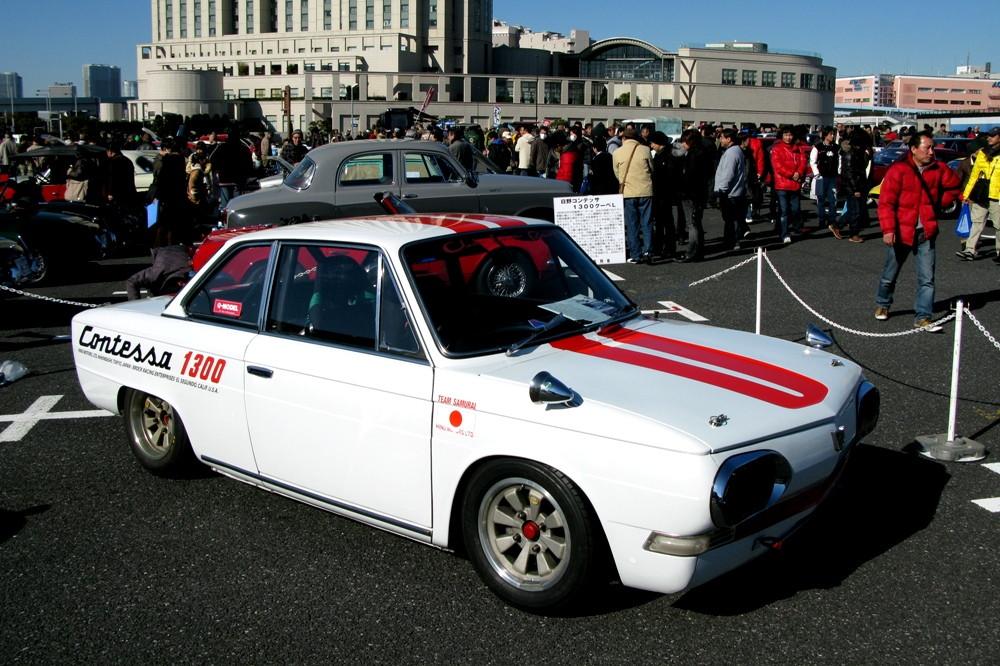 Hino Contessa 1300 mało znany japoński sportowy samochód