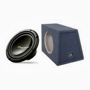 Cara Subwoofer Box Enclosure Calculator Tips