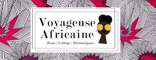 Voyageuse Africaine