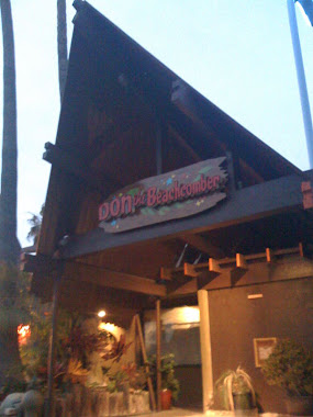 Don the Beachcomber - Venue for the Reunion