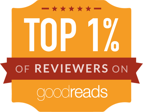 Top 1% Goodreads Badge