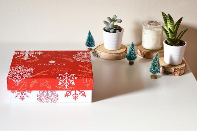 Glossybox Contes de Noël décembre 2015