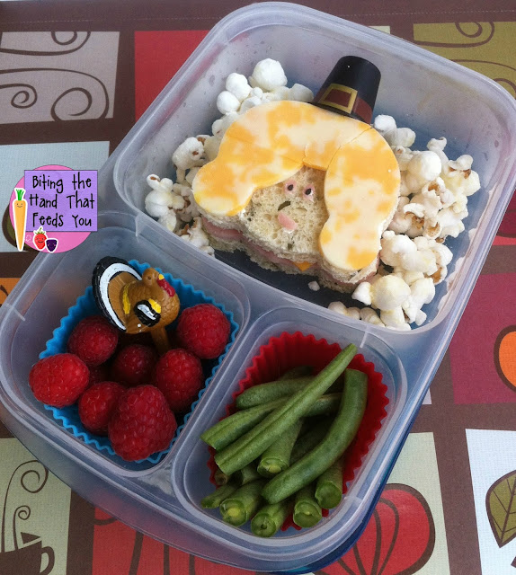 quick and easy healthy school lunch