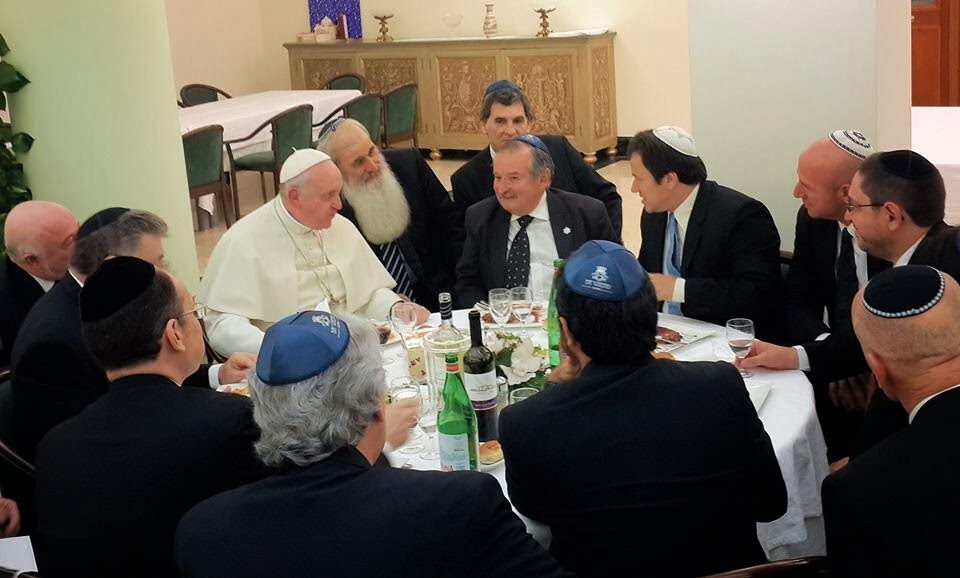 Comida de Fraternidad interreligiosa