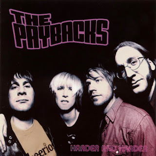 The Paybacks - Harder and Harder - 2004