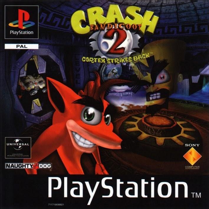 Crash Bandicoot 2 | El-Mifka