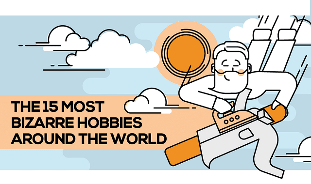 15 Most Bizarre Hobbies around the World