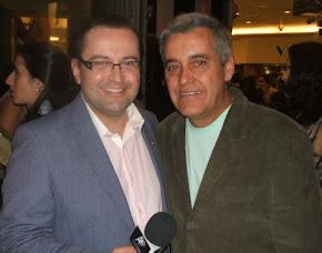 Antonio Carlos Gomes e Mauro Naves