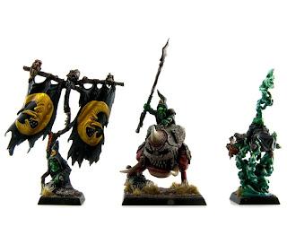 Night Goblin command set