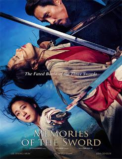 Hyeomnyeo: Kar-ui gi-eok (Memories of the Sword) (2015)