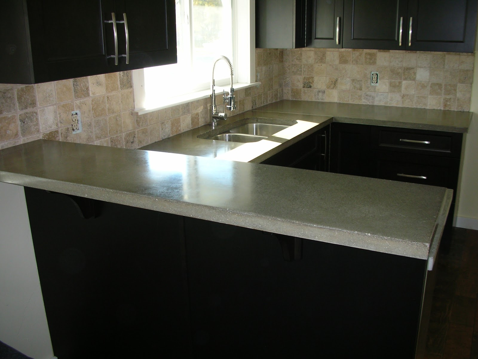 Itu0027s Easy To Fall In Love With The Look Of A Top Quality Concrete Countertop,  Youu0027ll Be Addicted To Running Your Hand Over The Super Smooth, ...