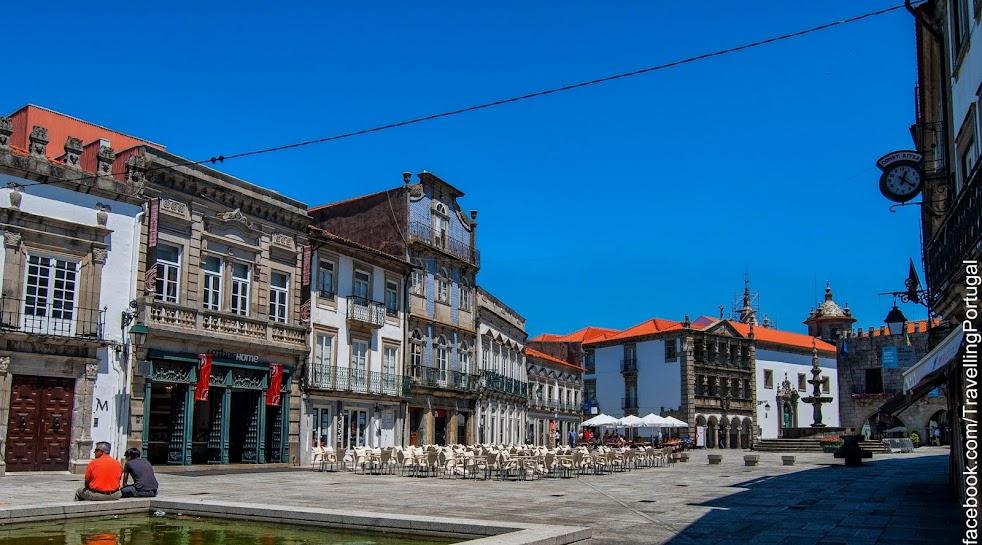 Praça da República Viana do Castelo