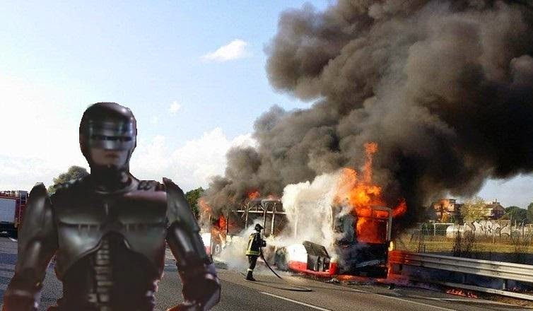 RoboCop odia l'Atac.