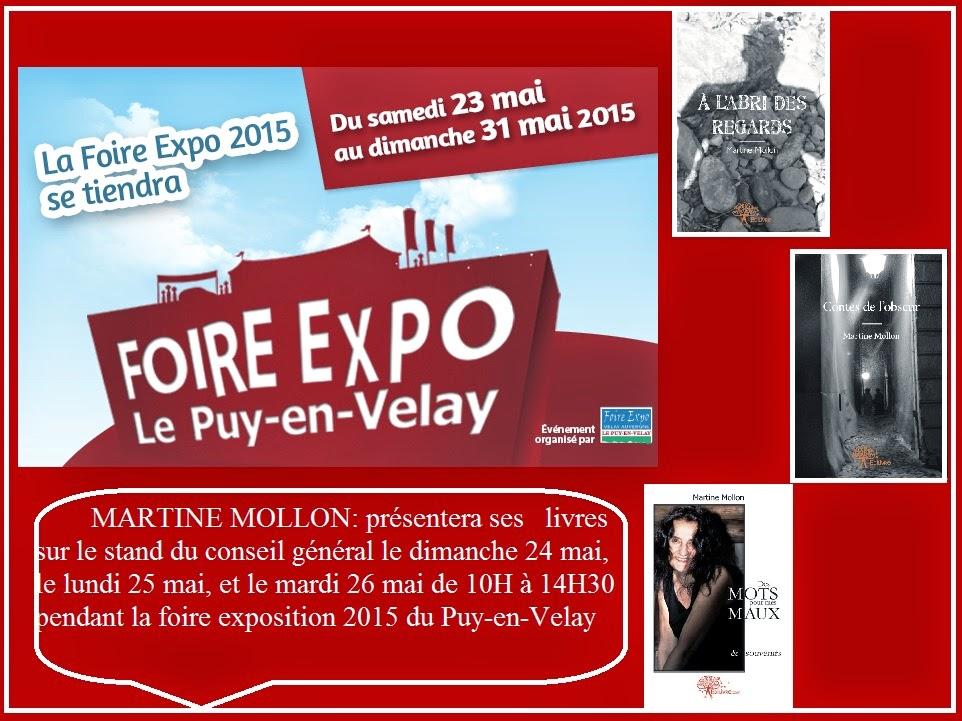 Foire exposition 2015 du Puy-en-Velay