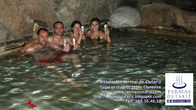 Outariz, termas Outariz, boda, Instalaciones termales Outariz, Spa; Ourense
