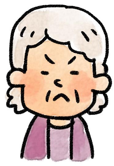 「著作権フリー 画像 おばあさん」の画像検索結果