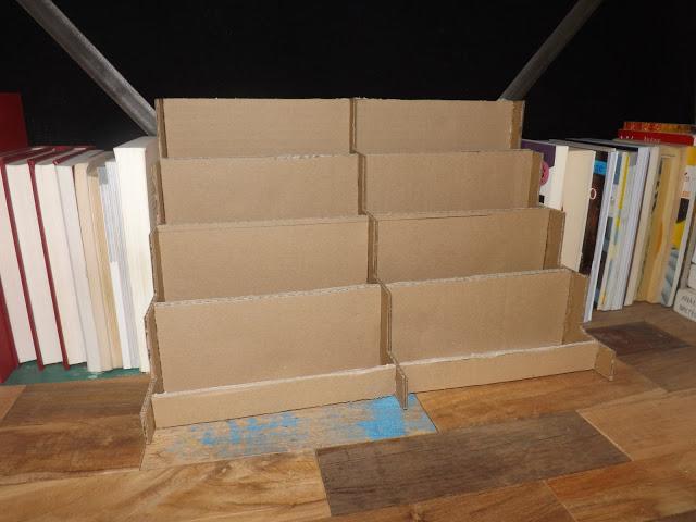 histoires de filles la construction de mon pr sentoir vernis 1 3. Black Bedroom Furniture Sets. Home Design Ideas
