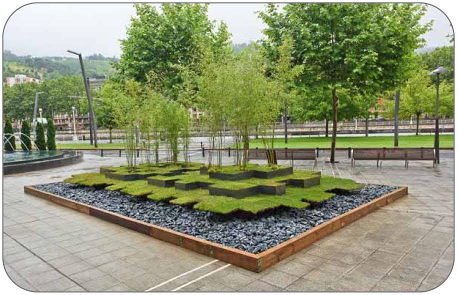 Bilbaojardin 2011 proyectos ejecutados iv jardiner a y for Jardineria y paisajismo