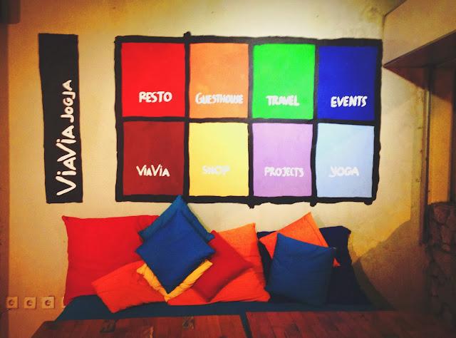 Cafe Viavia Jogja