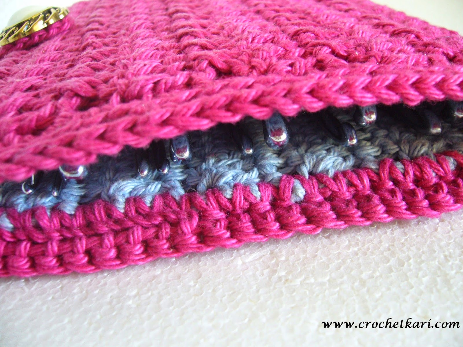 Crochet Patterns K Hook : ... pattern . Do give it a try along with the other fantastic patterns by