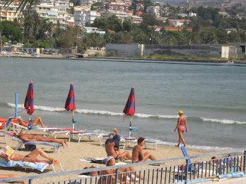 Una spiaggia da sogno..Arenella!
