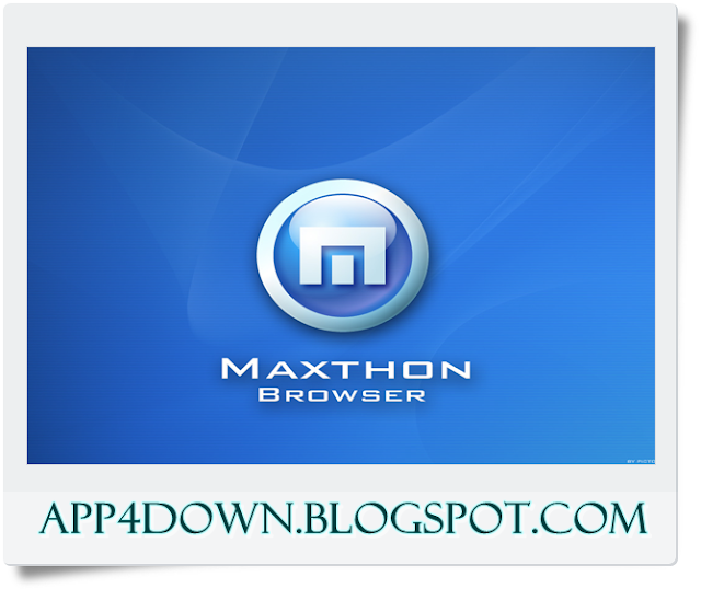 Maxthon Cloud Browser 4.4.6.1000 For Windows Updated Download