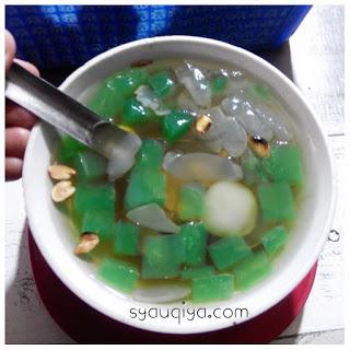 wedank ronde minuman tradisional penuh khasiat