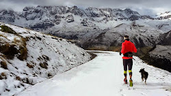 Trail Valle de Tena: 82km / 7000mD+