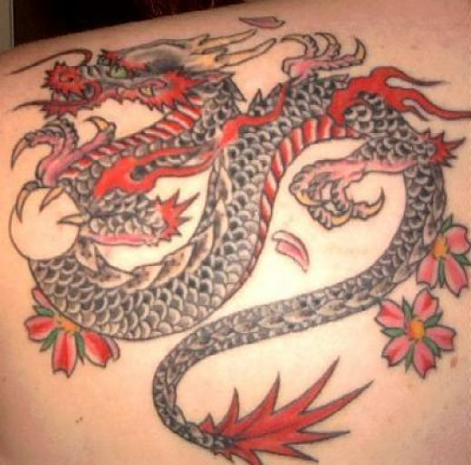 Dragon Tattoos Sketches. dragon tattoo sketches. dragon