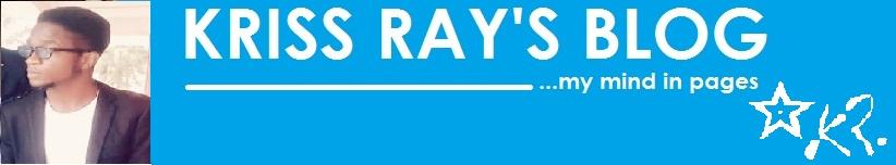 Kriss Ray's Blog
